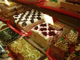 Весовые торты