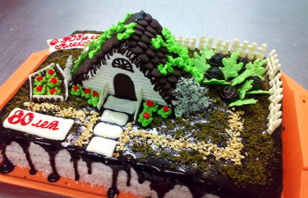 Торт «Домик»