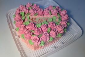 «Цветочное сердце»