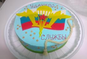 Торт для солдата