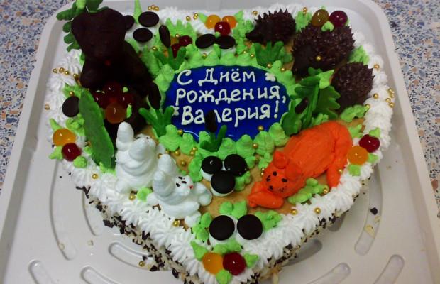 Сказочный торт