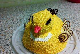 Торт «Уточка»
