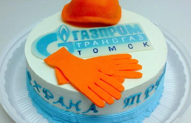 Торт для фирмы