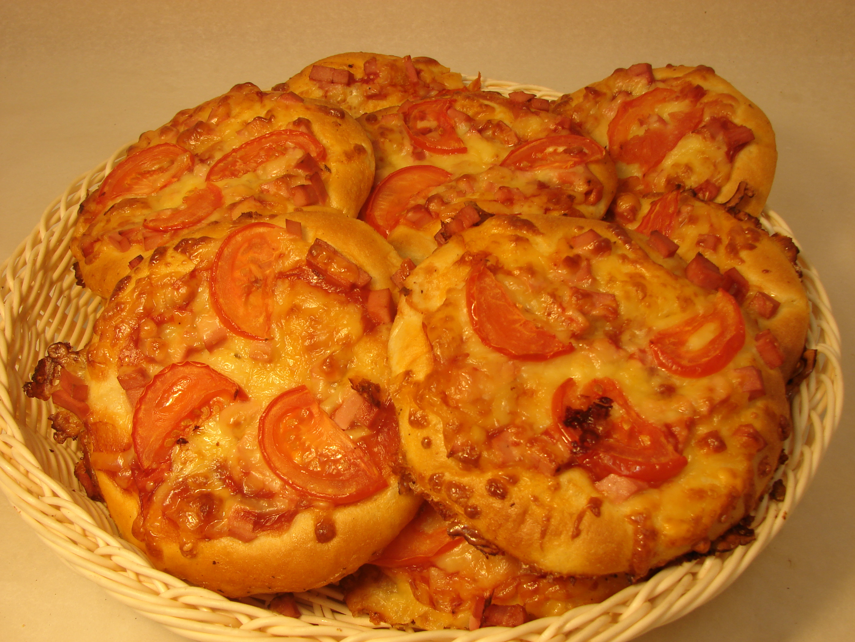 "Пирог открытый ""пицца"""