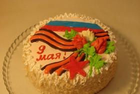 Торт «9 мая»