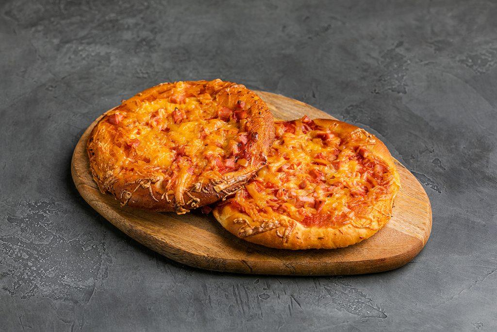 Открытый пирог- пицца