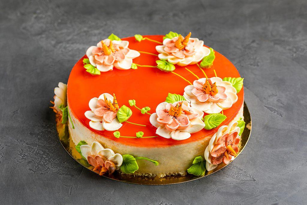 Чиз-кейк фруктовый