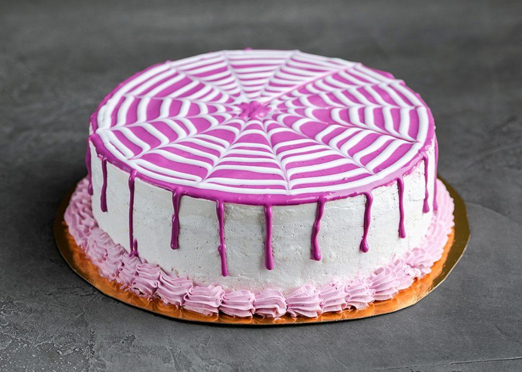Черничный торт