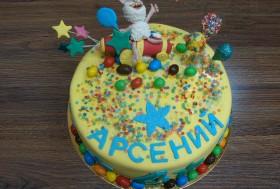 Торт для Арсения