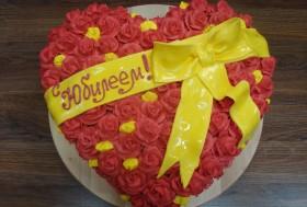Торт «Дарю любовь»